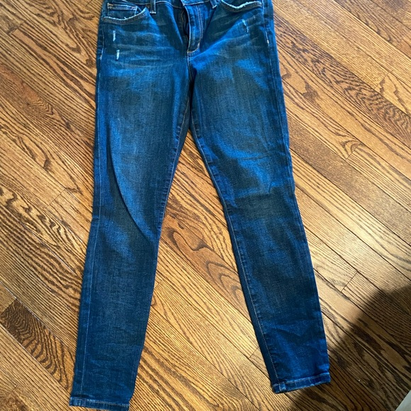 Joe's Jeans size 29 curvy skinny ankle